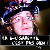 cigarette électronique en danger